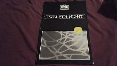 Twelfth Night - Shakespeare  - Rsc - Cherie Lunghi   - 1979 @ Stratford