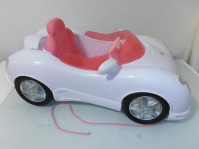 Zapf Baby Born Car with sound and lights