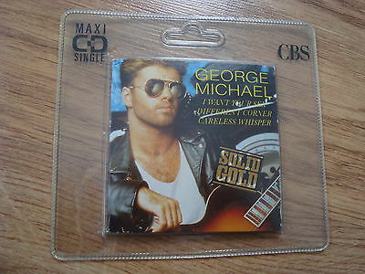 """George Michael 3"""" inch CD Single I want your sex, Different Corner, Careless Whi"""