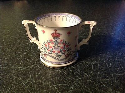 Royal Collection Queen Mothers 100th birthday Loving Cup