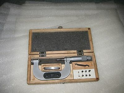 "Thread Micrometers 2"" to 3"""