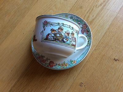 VIlleroy And Boch Foxwoods Tales Large Cup And Saucer