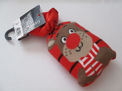Unisex Clothes Christmas Socks 9-10 Years Shoe Size 4-5.5 (Eur 37-38.5) Bnwt