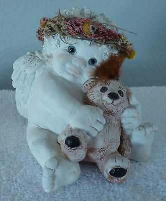 """Dreamsicles Figurines Collectables- """"Love my Teddy"""""""