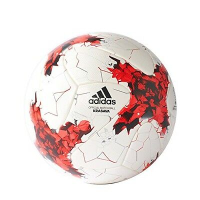 Adidas FIFA CONFEDERATIONS CUP Russia 2017 Official Match Soccer Ball In Box !