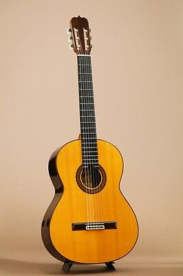 Jose Ramirez 1a 1981 Classical Guitar w/Hardcase FREE SHIPPING from Japan #R1256