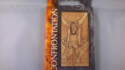 VERY RARE Rackham Age of Rag Narok/Confrontation,15 Necromancy Cards. 28mm