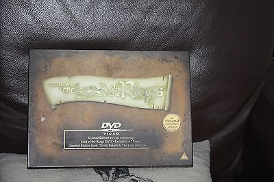 Lord Of The Rings Ltd Ed Boxed  Dvd