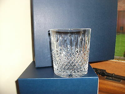 STUART CRYSTAL MADISON 9o/z WHISKY GLASSES X 6