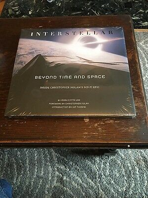 Interstellar - Beyond Time And Space by Mark Cotta Vaz (2014)