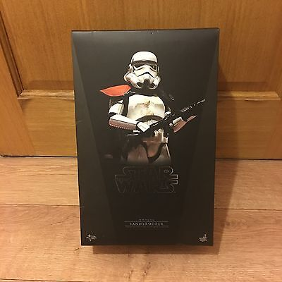 Star Wars Hot Toys Sandtrooper 1/6 Scale Collectible Figure MMS295  UK