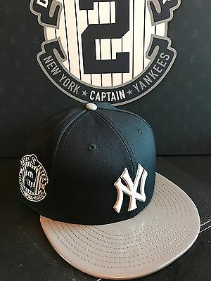 Derek Jeter New Era LIMITED EDITION Hat 7 1/4 Champs Sports Authenticated #57