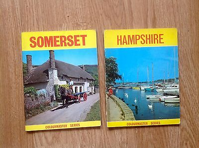Colourmaster tour guides Hampshire and Somerset