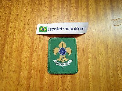 Scouts do Brazil Promise Patch and Strip