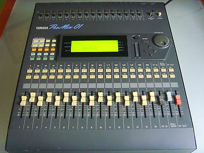 Yamaha Promix 01. Free Delivery To London Possible.