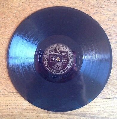 """Irving Berlin's I Got Lost In His Arms by Ethel Merman 10"""" 78rpm Shellac Record"""