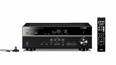 Yamaha RX-V481D DAB+ MusicCast AV-Receiver 4K Bluetooth WiFi AirPlay HDCP2.2 NEU