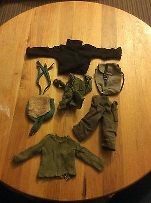 Vintage Action Man Accessories