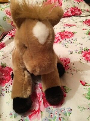 Childs A&A BEAN BAG PONY SOFT TOY