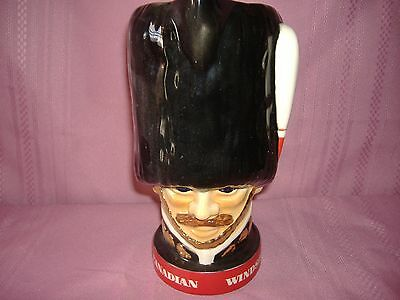 Vintage Windsor Canadian Whiskey Jug - Perfect Condition!