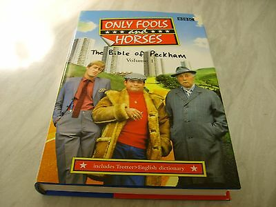"Only Fools and Horses ""The Bible of Peckham"" (book)"
