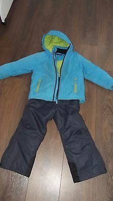 BOYS LOVELY SKI SUIT - age 5/6 years