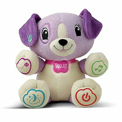 LeapFrog My Pal Violet 14 Activities Personalised Smart Learning Education Toy
