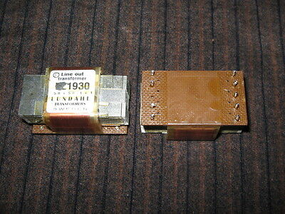Lundahl LL 1930 line output transformer for parafeed, 2 pcs.