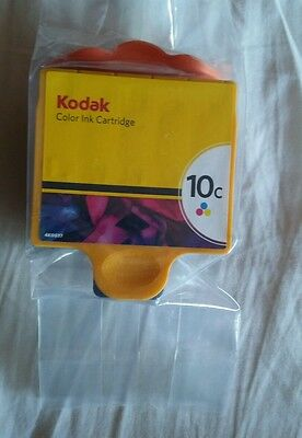Genuine Kodak Ink Cartridge - 10C COLOUR / 5100 5300 5500 3250 5210 ESP 3 5 7 9