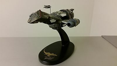 QMx FIREFLY Little Damn Heroes SERENITY Spaceship Maquette Statue LTD Ed