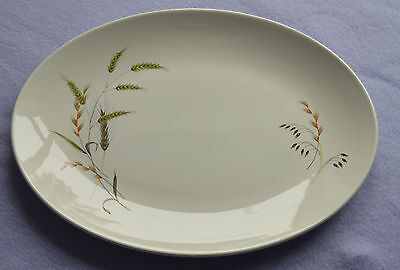 Ridgway Canadiana serving plate