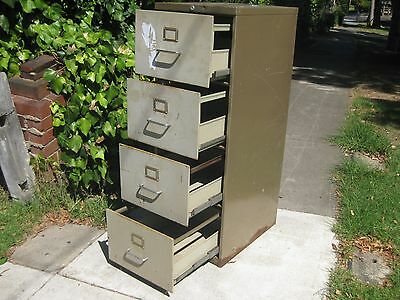 4 draw filing cabinet in camberwell