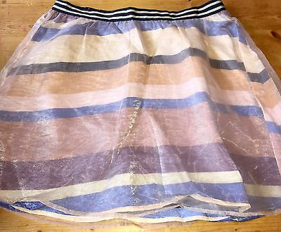 Scotch R'Belle Gorgeous Skater Skirt Age 14yrs BNWT Fully Lined Voile Outer Skir