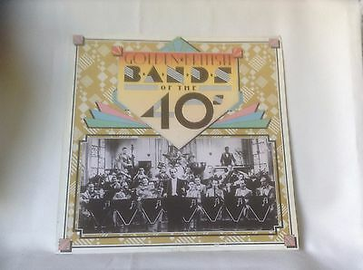Golden British Bands Of The 40S.vinyl Lp In Vgc.(Used
