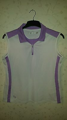 Ping collection ladies golf tank top size 14