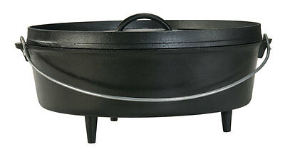 Lodge Camp Dutch Oven 8qt. (7,5l) / 14""