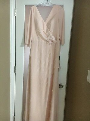 Beautiful Mother of the Bride Dress/Gown Size 10