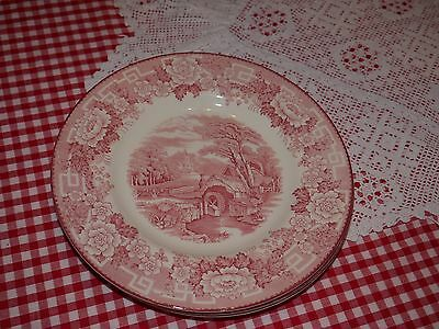 Barratts Old English side plates