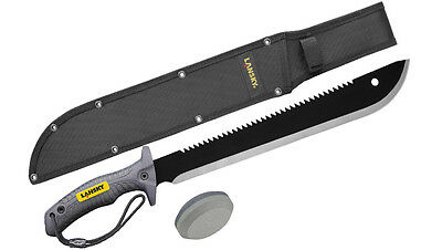 Lansky Lsmacpuc  Machete And Puck With Sheath. Clearout Price