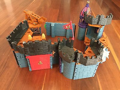 Battle Castle Fisher Price Imaginext Model 78333