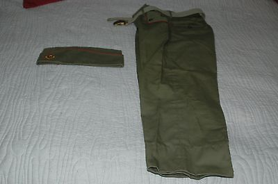Boy Scouts of America BSA antique hat and pants.