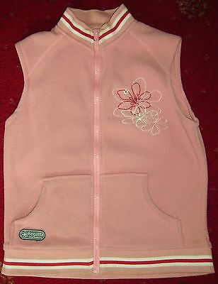Dusky Pink gilet from Regatta age 11-12