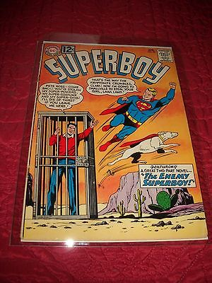 Superboy # 96 Tough 4.0 Vg Silver Age 1962 The Enemy Of Superboy