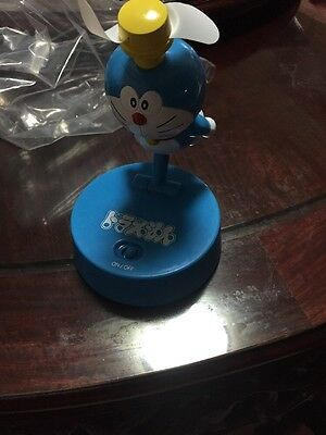 Doraemon Official Table Fan from Japan 100% Official from JAPAN