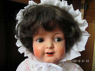 "Kammer & Reinhardt CHARACTER Toddler, Celluloid Head, 22"" Tall"