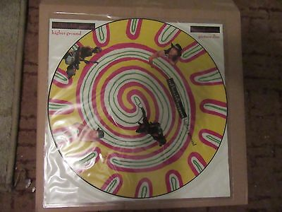 """red hot chili peppers higher ground 12"""" picture disc"""