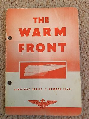 """"""" The Warm Front"""" By Aerology Series Number 5"""