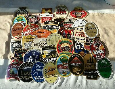 Beer Pump Clip Fronts. Job Lot. Multiple Breweries.