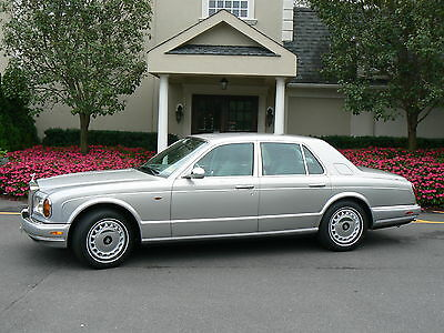 1999 Rolls-Royce Silver Seraph  Two(2) Owner  Always Garaged  Well Maintained & R/R Serviced