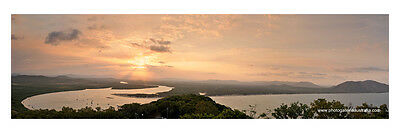 Cooktown Sunset australia landscape art print